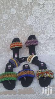Beaded Slides | Shoes for sale in Greater Accra, Abossey Okai