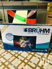 "2019 BRUHM 50"" Curve Satellite Led Tv 