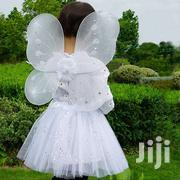 White Butterfly Style Costume Feather Angel Wings For Photo Shoots | Children's Clothing for sale in Greater Accra, Accra Metropolitan
