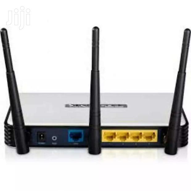 Tp-link Extended Wireless N Router