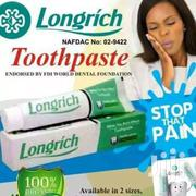 LONGRICH TOOTHPASTE | Bath & Body for sale in Eastern Region, New-Juaben Municipal