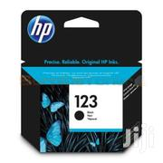 HP 123 BLACK CARTRIDGE | Computer Accessories  for sale in Greater Accra, Achimota