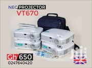 NEC VT670 Projector | TV & DVD Equipment for sale in Greater Accra, Kwashieman
