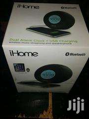 Ihome Ibt18bc Bluetooth Dual Alarm Clock, Speakerphone & USB Charging | Home Accessories for sale in Greater Accra, Apenkwa
