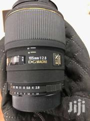 Sigma 105mm F/2.8 EX DG Macro Lens NIKON | Cameras, Video Cameras & Accessories for sale in Greater Accra, Darkuman