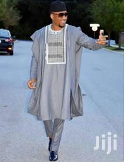 African Wear, Agbada, Embroidery Wear Made Of Polish Cotton | Clothing for sale in Greater Accra, Tema Metropolitan