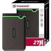 2TB TRANSCEND EXTERNAL DRIVE | Laptops & Computers for sale in Eastern Region, Asuogyaman