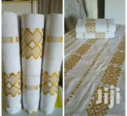 White And Gold Kente Cloth New And Affordable | Clothing for sale in Greater Accra, Labadi-Aborm