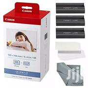 4/6IN CANON PAPER +INK FOR SELPHY CP1000 PHOTO PRINTER"