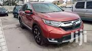 Foreign Used 2017 Honda CRV Touring Edition 4WD Red | Cars for sale in Brong Ahafo, Pru