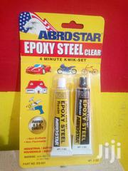 Abro Epoxy Adhesive Glue Glass Metal Wood | Vehicle Parts & Accessories for sale in Greater Accra, North Kaneshie