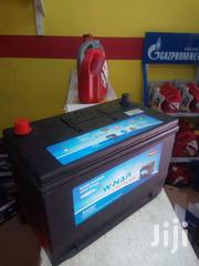 17 Plates Winar Premium Car Battery-free Instant Delivery-hardbody Kia | Vehicle Parts & Accessories for sale in Greater Accra, Labadi-Aborm