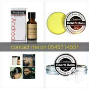 Original Beard Oil And It Balm | Hair Beauty for sale in Greater Accra, Abossey Okai