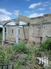 UNCOMPLETED FOUR BEDROOM HOUSE FOR SALE AT ATIMATIM EDWINASE | Houses & Apartments For Sale for sale in Ashanti, Kumasi Metropolitan