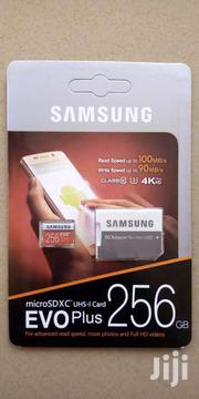SD Card/Memory Card - Original Samsung 256GB | Accessories for Mobile Phones & Tablets for sale in Greater Accra, Odorkor