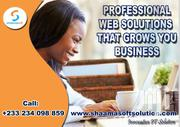 Professional Website Design | Automotive Services for sale in Greater Accra, Kwashieman
