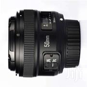 Nikon 50mm F1.8 Prime Lens From Yongnuo | Cameras, Video Cameras & Accessories for sale in Greater Accra, Accra Metropolitan