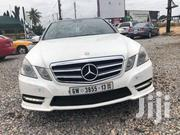 2012 Mercedes Benz E350 | Cars for sale in Greater Accra, South Shiashie