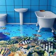 Quality 3D Epoxy Floor And Wall Design For Sale | Building Materials for sale in Ashanti, Kumasi Metropolitan