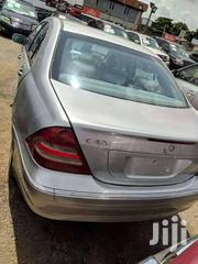 Silver Mercedes Benz 320 C Class 2004 For Sale | Vehicle Parts & Accessories for sale in Upper East Region, Bawku West
