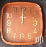 Little Star Brown Wall Clock | Home Accessories for sale in Greater Accra, Accra Metropolitan