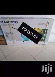 LEAD NASCO 43INCHES TV NEW | TV & DVD Equipment for sale in Greater Accra, Accra Metropolitan