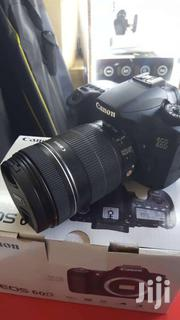 Canon 60D Fresh In Boxes With 18-135 Lens | Cameras, Video Cameras & Accessories for sale in Greater Accra, Kanda Estate