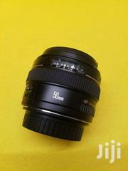 Canon 50mm F1.4 Fresh | Cameras, Video Cameras & Accessories for sale in Greater Accra, North Kaneshie