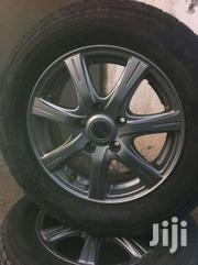 Camry Rim 15 Or 205-65x15 Tyre | Vehicle Parts & Accessories for sale in Central Region