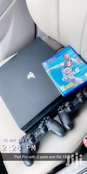 Ps4 Pro With 2 Pads And Fifa 20 | Video Game Consoles for sale in Ashanti, Kumasi Metropolitan