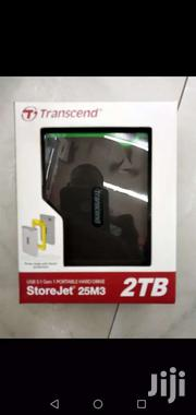 2 Terabyte Transcend Drive | Clothing Accessories for sale in Ashanti, Kumasi Metropolitan
