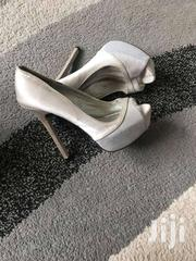 Silver Platform Shoes | Shoes for sale in Greater Accra, Dansoman
