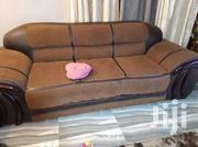 Used Leader And Material Sofa | Furniture for sale in Greater Accra, Teshie new Town
