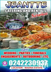 JAS RENTALS AND CATERING SERVICES | Meals & Drinks for sale in Greater Accra, Adenta Municipal