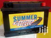 15 Plates Summer Car Battery.  Free Instant Delivery. Golf Sunny Rio | Vehicle Parts & Accessories for sale in Western Region, Ahanta West