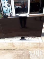 Samsung Smart TV Curve 55 Inches 4K | TV & DVD Equipment for sale in Greater Accra, Lartebiokorshie