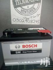 Car Battery 15 Plate/74ah(Bosch) | Vehicle Parts & Accessories for sale in Greater Accra, New Abossey Okai