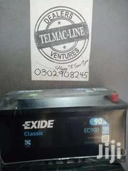 Car Battery 17 Plate (Exide 90ah) | Vehicle Parts & Accessories for sale in Greater Accra, New Abossey Okai