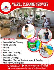 Asabill Cleaning Services | Cleaning Services for sale in Greater Accra, Agbogbloshie