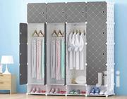 Plastic Wardrobe 16 Cube | Furniture for sale in Greater Accra, Mataheko