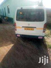Toyota Hiace Stanbic Bus Fully Air-conditioning 2018 Registered | Trucks & Trailers for sale in Western Region, Nzema East Prestea-Huni Valley
