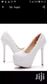 Wedding Shoe With Pearls | Wedding Wear for sale in Ashanti, Kumasi Metropolitan