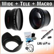 58MM 2X Telephoto Lens | Cameras, Video Cameras & Accessories for sale in Greater Accra, Roman Ridge
