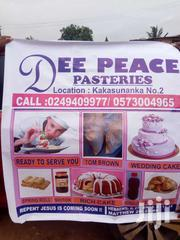 Order Your Pasteries Shito Cake Pie Etc | Automotive Services for sale in Greater Accra, Teshie-Nungua Estates