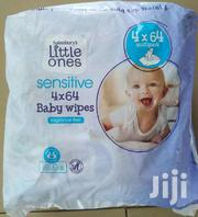 Sainsbury's Little Ones Baby Sensitive Wipes 4 Pack | Children's Clothing for sale in Greater Accra, Adenta Municipal