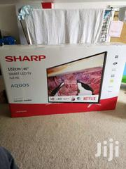 UK Sharp LED Smart Acquos 40 Inches TV | TV & DVD Equipment for sale in Greater Accra, Old Dansoman