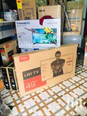 "FRESH 43"" NASCO SATELLITE LED TVS 