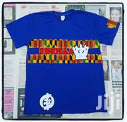 Blue Designer T Shirt | Clothing for sale in Greater Accra, Osu