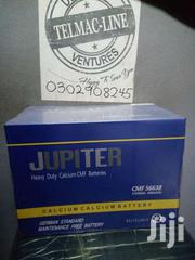 Car Battery 13 Plate (Jubita 66ah) | Vehicle Parts & Accessories for sale in Greater Accra, New Abossey Okai
