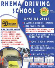 DRIVING SCHOOL | Classes & Courses for sale in Greater Accra, Osu